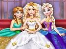 Altın Prensesler Düğünde