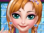 Anna ile Saç Bakımı