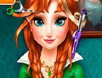 Anna'nın Gerçek Saç Kesimi