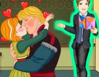 Anna Romantik Öpücük