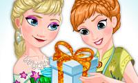 Anna ve Elsa