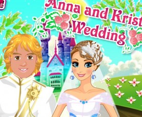 Anna ve Kristoff Evleniyor