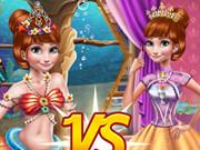 Annie Deniz kızı vs Prenses