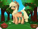 Applejack Elma Topluyor