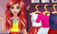 Ariel Makyaj Yap ve Giydir