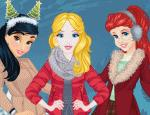 Ariel ve Arkadaşlarını Giydirme
