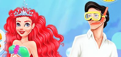 Ariel ve Eric