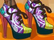 Ayakkabı Tasarlama