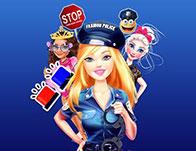 Barbi Tarz Polisi