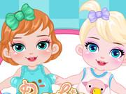 Barbie Bebek Bakımı