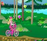 Barbie Bisiklete Binme