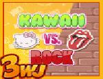 Barbie Kawaii Vs Rock Stili