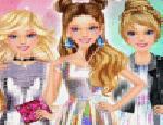 Barbie Makyaj ve Kıyafet Giydirme