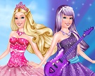 Barbie Prenses ile Popstar