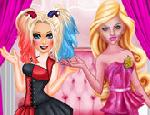 Barbie ve Harley Quinn Bffs