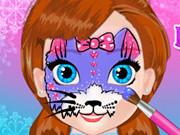 Bebek Anna Yüz Sanatı