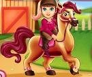 Bebek Barbie Pony Bakımı