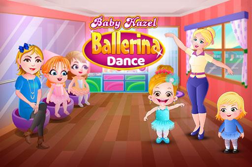 Bebek Hazel Balerin Dansı