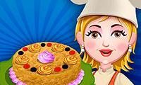 Bebek Hazel : Elmalı Kek