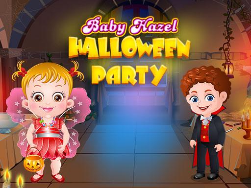 Bebek Hazel'in Cadılar Bayramı Partisi