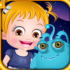 Bebek Hazel'in Uzaylı Arkadaşı
