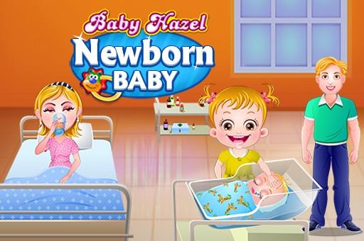 Bebek Hazel ve Kardeşi