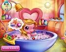 Bebek Pony Banyosu