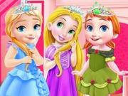 Bebek Prenseslerin Odası