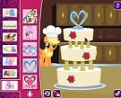 Canterlot Düğünü Pastası Hazırlama