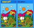 Çatlak Yumurtalar 8 Fark Bulma