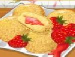Çilekli Çiz Kek