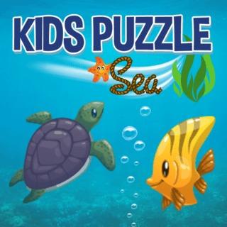 Çocuklar İçin Yapboz (Puzzle)