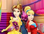 Disney Prensesleri Alışverişte