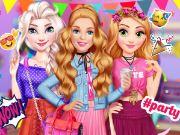 Disney Prensesleri Yatak Partisi