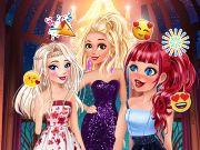 Disney Prensesleri Yeni Yıl