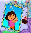 Dora Golf Oynuyor
