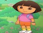 Dora Hediye Dağıtıyor
