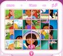 Dora Karışık Puzzle