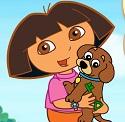 Dora Köpek Yavrusu Macerası