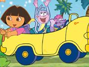 Dora'nın Kayıp Araba Anahtarları