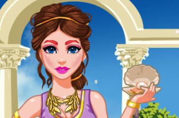 Efsanevi Moda: Yunan Tanrıçası