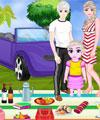 Elsa Ailesi ile Piknikte