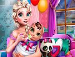 Elsa Bebek Bakıcısı
