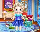 Elsa Bebek Okul Hazırlığı