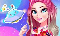 Elsa Farklı Tarzlar