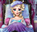 Elsa Frozen Hasta