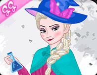 Elsa Harry Potter Giydir