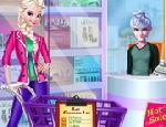 Elsa ile Alışveriş Yap