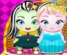 Elsa ile Frankie Bebekler