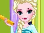 Elsa İle Kıyafet Tasarımı